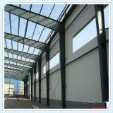 De Bouw van de Structuur van het staal voor Workshop & Pakhuis