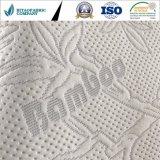 Bamboo&Polyester Garn gefärbtes Jacquardwebstuhl-Gewebe für Matratze