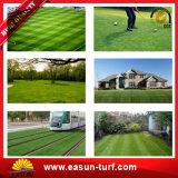 뗏장 잔디 뗏장을 정원사 노릇을 하는 인공적인 잔디 정원 잔디 잔디밭