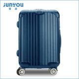Equipaje de la maleta de la carretilla del diseño ABS+PC de la manera