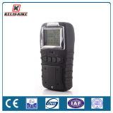 Detector multi-gás com bateria operada 0-100% Monitor de gás combustível Lel