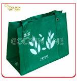 Рециркулируйте хозяйственную сумку сплетенную PP Nonwoven