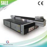 Impresora plana ULTRAVIOLETA de madera del panel de suelo de Composited de la fibra de aluminio del panel