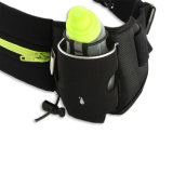 Saco Running da cintura da correia de Lycra dos esportes com o suporte de frasco para a maratona