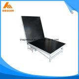 Etapa plegable de aluminio móvil de la talla 2440-1830m m Patry
