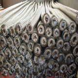 Tube ondulé métallique avec le fournisseur de tressage en Chine
