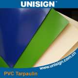 Encerado revestido del PVC para el toldo/la cubierta