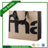 عادة علامة تجاريّة أمر قابل للاستعمال تكرارا أنيقة غير يحاك بناء حقيبة
