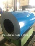 Bobinas del acero de PPGI/PPGL con muchos colores de China