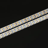 방수 IP66 5050 2중 선 3000k 12V LED 빛
