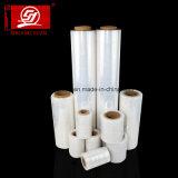 Qualidade de Hingh com a mais baixa película de estiramento irregular Packin do preço LLDPE