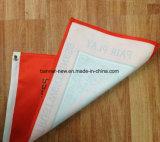 Глянцеватые знамена ткани полиэфира полного цвета (SS-SF-81)