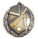 Medaglia su ordinazione del hokey del premio di alta qualità per il regalo