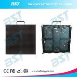 P4.81 SMD2727 500X1000mm 풀 컬러 옥외 발광 다이오드 표시 스크린 방수 에너지 절약