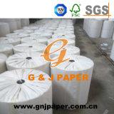 Papel de tecido da boa qualidade 14-25GSM no rolo