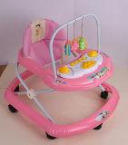 Caminhante Foldable do bebê com brinquedos (BW-001)