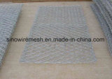 高品質の六角形の鋼線の網