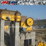Mobile Kiefer-Felsen-Zerkleinerungsmaschinen