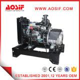 Generador refrigerado por agua del diesel del ventilador del radiador de Genset del envase