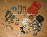 Fournir diverses pièces moulées en fer, pièces moulées en acier, moulages d'investissement, moulages à cire perdus et pièces moulées