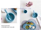 BPA libèrent la vaisselle en bambou de fibre réglée pour les gosses (BC-CS1091)