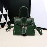 Sacchetto di spalla di cuoio reale delle signore dell'ultima dell'annata di disegno di modo delle donne dei sacchetti borsa delle ragazze Emg4928