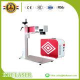 Indicatore di fibra ottica del laser della modifica di orecchio della macchina della marcatura del laser della modifica di orecchio