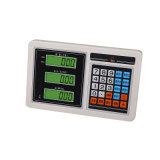 LCD/LEDの表示が付いている小さい産業重量を量るカウントのスケール