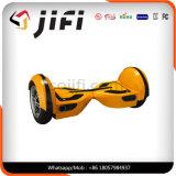 電気スクーター、Hoverboardのスクーターのバランスをとっている2つの車輪の自己