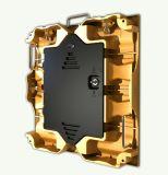 Hoher Miete LED-Bildschirm der Auflösung-P4 im Freien farbenreicher