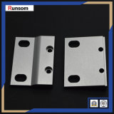Hoja de aluminio que trabaja a máquina del CNC de la precisión