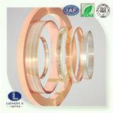 Silberne Kupferlegierung-Kontaktgeber für elektrische Pinsel und Schalter