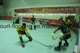 La mayoría del azulejo profesional de la corte del hockey del rodillo en Asia para Outdoor&Indoor (oro/plata/bronce del hockey)
