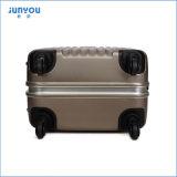 Maleta caliente 20inch de la rueda del diseño ABS+PC 4 de la manera de la venta de Junyou