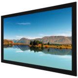 Projektions-Bildschirm des HDTV-180 Zoll-16 örtlich festgelegten des Rahmen-9
