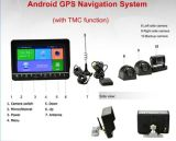 Система монитора навигации GPS 4 каналов