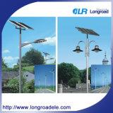 Indicatore luminoso di via solare di potere LED, indicatori luminosi di via solari poco costosi