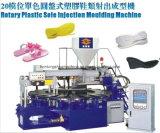 Una máquina para Marcado color TPR. Suela de PVC