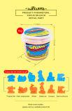 La sabbia cinetica magica educativa del gioco di stile di T scherza i giocattoli del regalo DIY