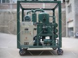 Máquina doble avanzada de la recuperación del petróleo del transformador de la basura del vacío de la etapa