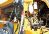 Compresor del rodillo de camino del tambor doble de XCMG Xd122e 12ton mini
