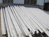 Einzelner Arm-Solarlicht mit Stahlpolen