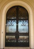 Portelli di entrata del ferro di obbligazione di Comtemporary Irnamental per la Camera