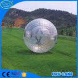 Bola inflable popular del PVC TPU Zorb