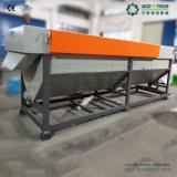 De volledige Automatische HDPE Lijn van het Recycling van het Flessenspoelen