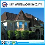 Mattonelle di tetto ricoperte pietra dell'obbligazione del metallo del materiale da costruzione di alta qualità