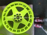 ذهبيّة, فضة, أبيض, اللون الأخضر, حمراء [إتك] إنهاء سبيكة عجلة (136)