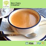 Köstlicher Sweety und sahniger nicht Molkereikaffee-Rahmtopf