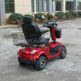 weg Motor-LCD-Panel-Kabine-Mobilitäts-Roller des Straßen-starke Energien-vom elektrischen Roller-1400W