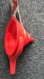 Entonnoir extensible recouvrable en silicone pour design neuf